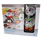 Besttoy - Kochtopf-Set - Deco Collection, 15-teilig -