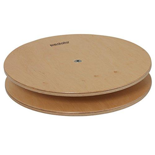 pedalo® Balancekreisel 22 & 38 I Gleichgewichtstrainer I Balance Board I Kreisel I Koordination I Therapiekreisel (Ø 38 cm)