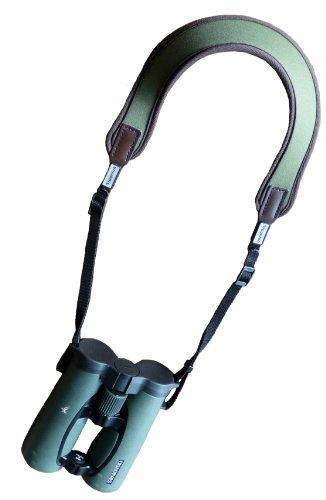 Niggeloh Fernglasgurt Neopren Outline, oliv, 021200002
