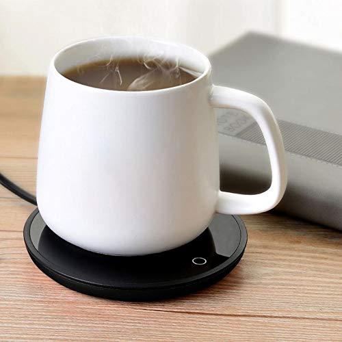 ZJF Suministros Esenciales Familiares Touch Sensor 15W Tapa MATERÍA DE CALEFACCIÓN TEO ELÉCTRICO CALERADOR DE Tea DE Dos Engranaje Ajustable