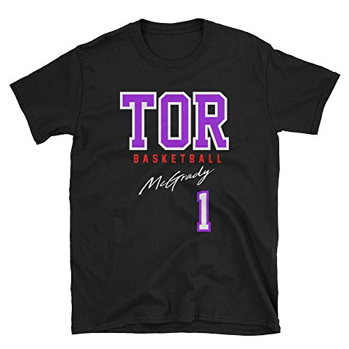 NR Tracy McGrady Vintage Toronto Raptor Jersey Shirt Vince Carter