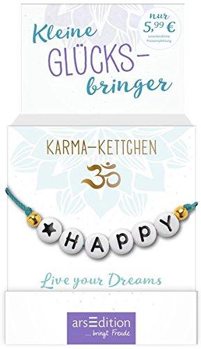 Display - Karma-Kettchen: mit 3 x 4 Ex.