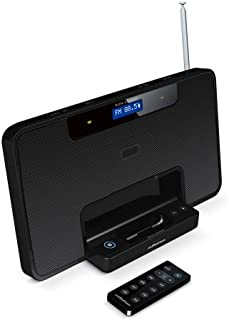 Altec Lansing inMotion iM600 Firewire-Charging Portable Audio System for iPod (Black)