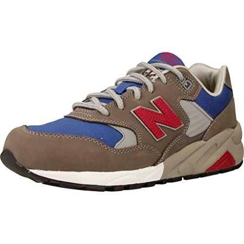 New Balance 580hombre zapatillas gris, marrón (marrón), 13(47,5)