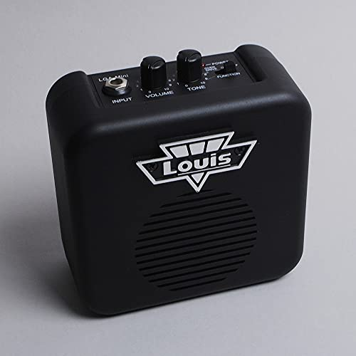 Louis LGA-MINI イカスミ ミニアンプ (ルイス LGA-MINI BLK)