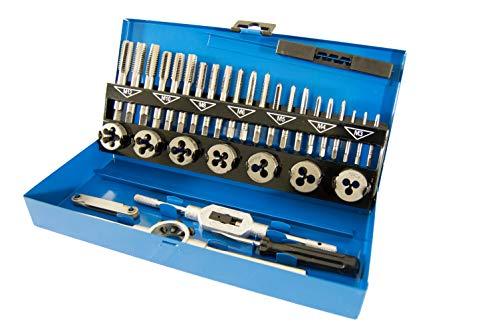 Craft-Pro By Presto 9S69032 High Speed Steel Tap and Die Set, M3-M12 Diameter