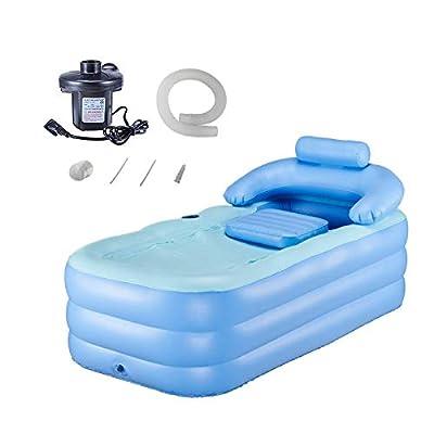 FlySkip Inflatable Bathtub