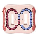 Magic Bean Rotating Cube Toy, Creativa Magic Bean Cube Juguete de descompresión Desarrollo de Inteligencia para niños Juguetes educativos Juego Intelectual para niños Alivio de la ansiedad por estrés