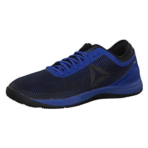 Reebok Herren R Crossfit Nano 8.0 Multisport Indoor Schuhe, Mehrfarbig (Crushed Cobalt/Collegiate Navy/Black 000), 46 EU
