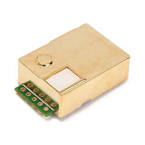 ILS - MH-Z19 0-5000PPM infraroter CO2 Sensor für CO2 Innenraumluft Qualitätsmonitor UART/PWM