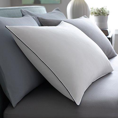 Pacific Coast Feather Best Pillow 230 Thread Count Resilia Feathers Machine Wash & Dry - Super Standard