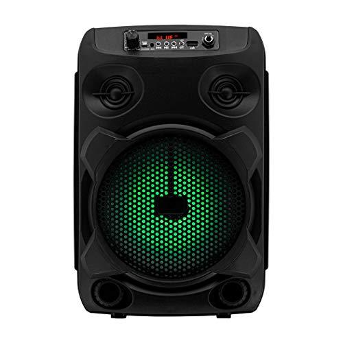 ALIEN PRO Bafle Amplificado P-900 Negro 8' Bluetooth TWS 15W RMS