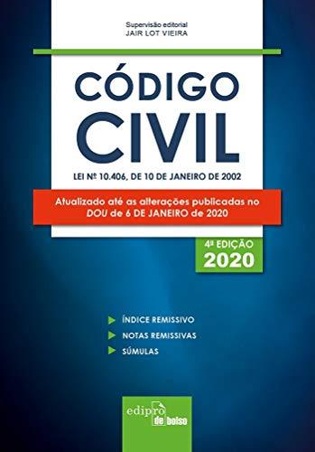 Código Civil 2020 - Mini