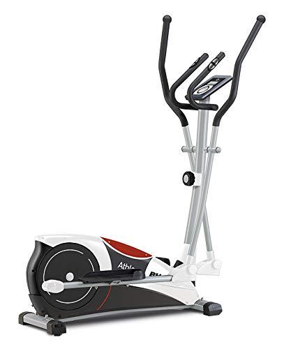 BH Fitness ATHLON G2334N - Bicicleta Elíptica, Resistencia Manual, Volante Inercia 10 Kilogramos