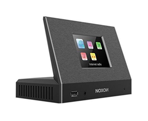 NOXON A120+ Audio Adapter Internet-Radio schwarz