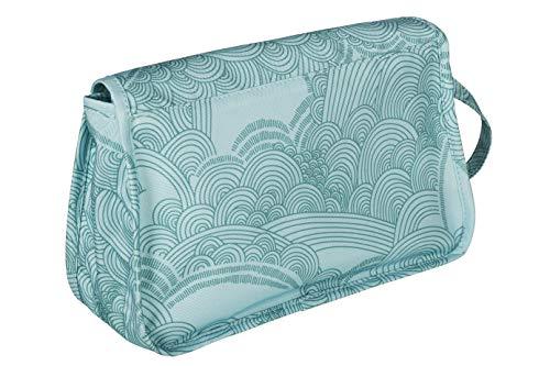 Haiku Eco Diaper Changing Kit for Purse, Seafoam