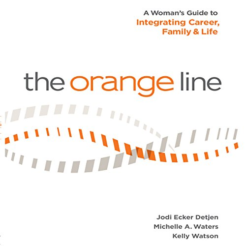 The Orange Line audiobook cover art