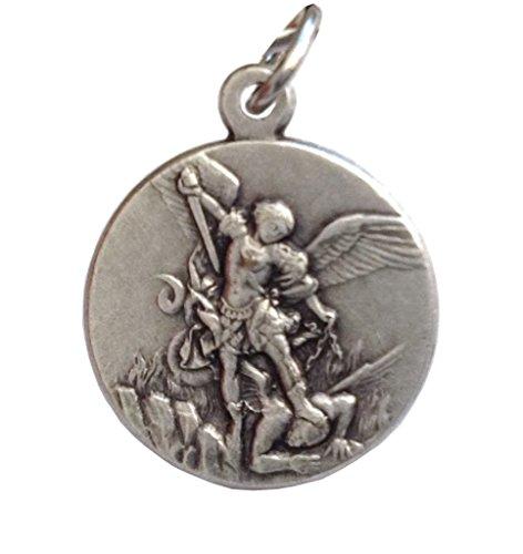 Igj Medaille Von St. Michael Erzengels - Medaillen von Schutzheiligen
