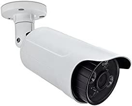 Turcom Wireless WiFi Security IP Bullet Camera, Outdoor Indoor Waterproof IP66, Tilt Swivel IP NetCam with Motion Detection and Night Vision (TS-623)