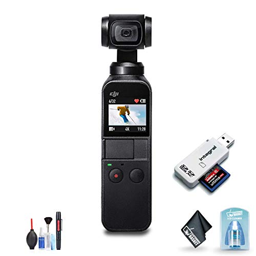 DJI Osmo Pocket Gimbal with Cleaning Kit