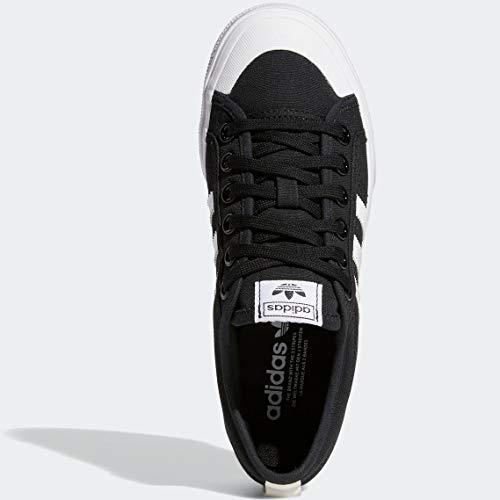[アディダス]adidasニッツァプラットフォームWNIZZAPLATFORMコアブラック/フットウェアホワイト/フットウェアホワイトFV5321アディダスジャパン正規品23.5cm