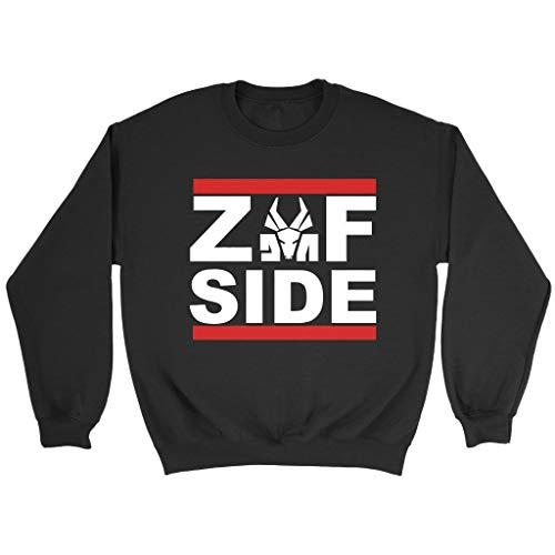 D.ie Ant.woord Zef S.IDE Logo Sweatshirt - Sweatshirt For Men and Women.
