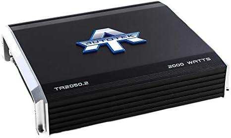 Autotek TA 2050.2 TA Series Car Audio Amplifier 2000 Watt