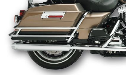 Marmitte kit Kerker 2 in 1 con finalino a scelta per Harley Davidson Touring 1985-1994