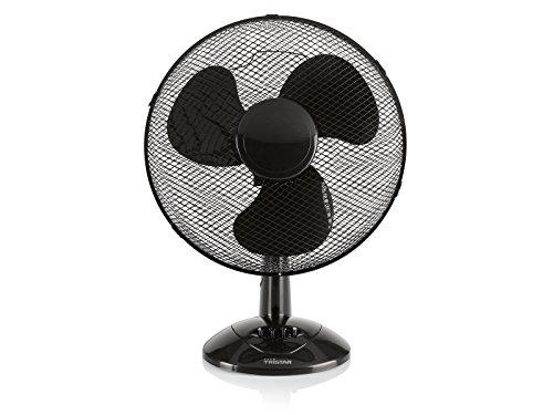 Tristar VE-5979 Ventilatore da tavolo 40,5 cm – Oscillante, Nero