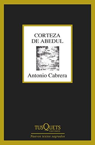 Corteza de abedul (Nuevos Textos Sagrados nº 1)