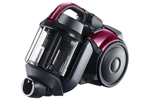 Samsung Smart Power VC07F50VNRP Aspirapolvere Traino - Pink Rouge