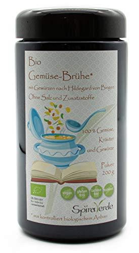 Spira Verde Bio Gemüse-Brühe Ohne Salz Ohne Glutamat (200 g / 25 L)