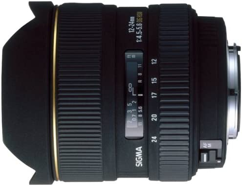 Amazon シグマ 12 24mm F4 5 5 6 Ex Dg Aspherical キヤノン用 カメラ用交換レンズ 通販