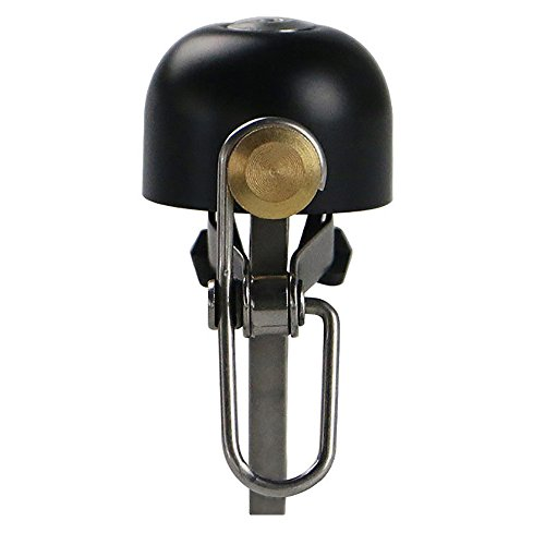 Pioneeryao Bell for Bike, Bike Bicycle Bell for Road Bike Mountain Bike BMX Bikes(Black)