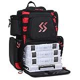 Sougayilang Fishing Tackle Backpack...