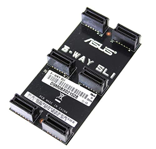 ASUS 3-Way SLI Bridge Brücke für Nvidia Grafikkarten #27565