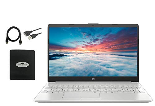 2021 Newest HP 15.6 HD WLED-Backlit Laptop for Business and Student, AMD Ryzen 3 3250U(Up to 3.5GHz), 32GB RAM, 1TB HDD+512GB SSD, Ethernet, WiFi, Fast Charge, Webcam, HDMI, Win10, w/GM Accessories