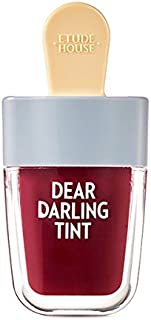 ETUDE HOUSE Dear Darling Tint, Ice Cream RD306 Dark Red, 4.5 gm
