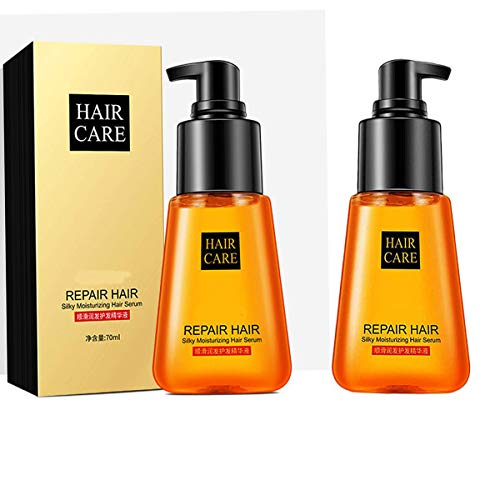 2Pack Super Curl Defining Booster for Natural and Curly Hair, Softens and Hydrates, Moisturizes Hair, Great Easy Combing
