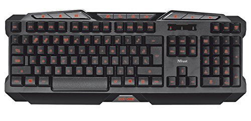 Trust Gaming GXT 280 - Teclado para...