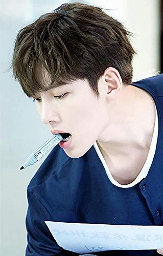 Abkaeh Imagen de Bordado, pster de Actor Estrella dolo Coreano, 5D, Bordado de Punto de Cruz, Adorno-E_S, Regalo del Da de la Madre_40x50