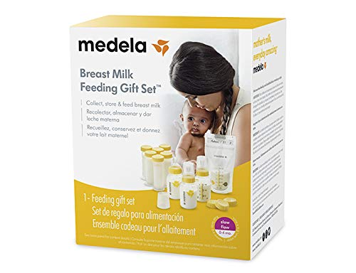 Medela Breast Milk Feeding Gift Set