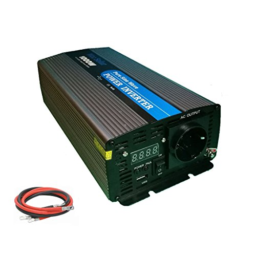Invertitore 3000W//9000W LF pura onda sinusoidale DC 12V a AC 230V pure power inverter Convertitore di tensione inverter a onda sinusoidale pura,Convertitore onda pura Invertitore