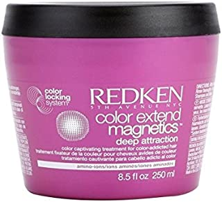 Redken Color Extend Magnetic Mask (250ml) (Pack of 6) - レッドケン色磁気マスク(250ミリリットル)を拡張 x6 [並行輸入品]