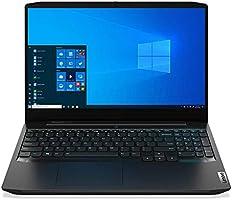 "Lenovo Ideapad Gaming 3, Intel Core i5-10300H, 15.6"" FHD, 8 GB RAM, 1TB HDD + 128GB SSD, Nvidia GTX1650 4GB, Eng-Arb,..."