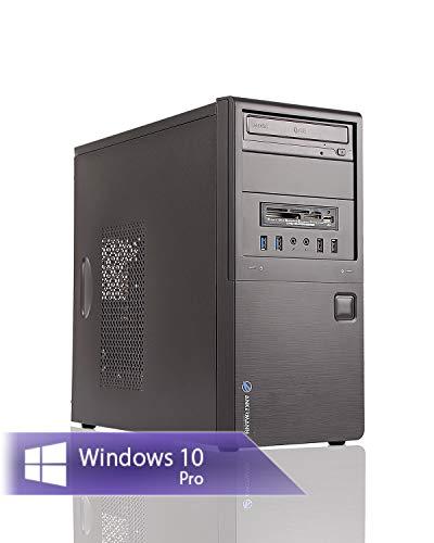 Ankermann Office Business PC PC Intel i5-9400F 6X 2.90GHz GeForce GT 710 2GB 8GB RAM 240GB SSD Windows 10 PRO