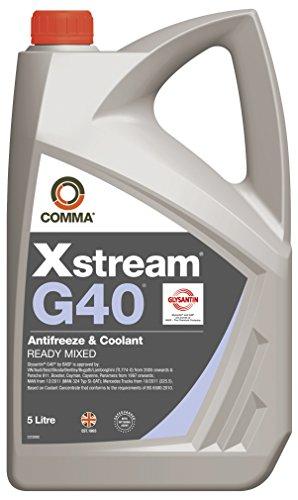 Comma xsg40m5l Xstream G40Gefrierschutzmittel/RTU, 5Liter