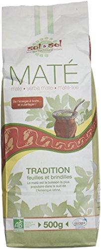Sol a Sol Mate Tradition Latino Bio 500 G