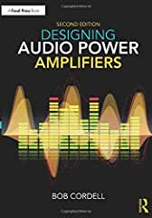 Designing Audio Power Amplifiers, 2nd Edition from Focal Press and Routledge