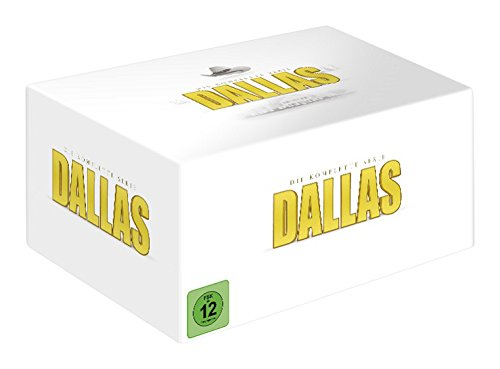 Dallas (1978) - Die kompletten Staffeln 1-14 (exklusiv bei Amazon.de) [Limited Edition] [73 DVDs]